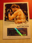 2011 UFC ROY NELSON INSCRIBE BIG COUNTRY AUTO MOMENT OF TRUTH CS-RN