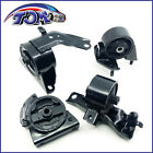 Brand New Set of Engine Motor  Trans Mounts for Toyota Corolla Geo Prizm 16L