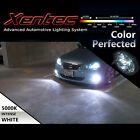 Two Xentec 35w 55w Xenon Hid Kit S Replacement Light Bulbs Wires Plugs H11 9006