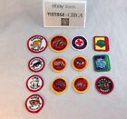 Lot of 13 ROYAL RANGER CAMP Patches Kids BSA Scout Uniform Patch HUGE Set NEW