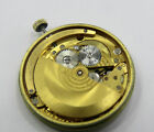 MATHEY- TISSOT` SEA NYMPH AUTOMATIC GILT MOVEMENT WORKING CONDITION  17 JEWELS