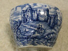 VINTAGE OLDE COUNTRY CASTLES SERIES BRITISH ANCHOR OPEN SUGAR BOWL