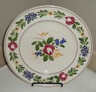 Boch Dresden Saxony China Lunch Luncheon Plate 9.25