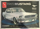 AMT 1:16 1965 Ford Mustang Plastic Model Kit AMT872  11-1/2 Inches Long 50 Year