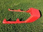 HONDA CB400N 250N - OEM FAIRING REAR TAIL - SEAT COVER PLASTIC PANEL -CAFE RACER