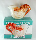 FITZ & FLOYD Sauce Server, Seaboard Collection
