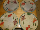 (4)Dinner Plate, EXCELLENT Condition!