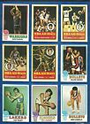 1973-74 Topps Basketball near set lot of 234 diff cards Jabbar West Barry Hayes
