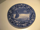 Antique Wedgewood Plate, Souvenir of 14th Annual Session U.C.T., Boston Mass.