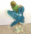 Goebel Parakeet Pair, Budgie West Germany, Vintage Excl. Condition!, HUMMEL