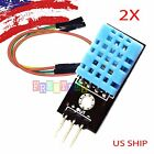 2X 2PCS DHT11 Temperature and Relative Humidity Sensor Module for arduino