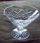Waterford Crystal Lismore Centerpiece Pedestal Bowl Compote -  6 inch diameter