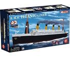 RMS Titanic Liner 3D Puzzle Model By 4D Master