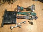 Antique Doorknob/lock Assembly, With Original Screws And 2 Keys!