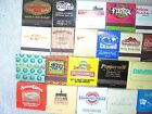 Nevada Gaming Matchbooks 28  Hotels and Casinos All New