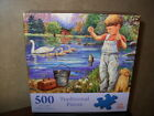 500 PC Jigsaw Puzzle CATCH OF THE DAY--NEW