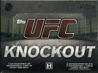 2011 TOPPS UFC KNOCKOUT FACTORY SEALED HOBBY BOX