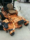 SCAG TURF TIGER MOWER ZTR WITH BAGGER 29 HP WATER COOLED 72 CUT