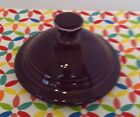 Fiesta Retired Heather Large Teapot Lid - Fiesta HLC Purple Replacement LID ONLY