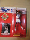 Starting Lineup 1995 NBA -Chris Webber - Bullets -w/ collector card