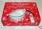 Pfaltzgraff Dip Serving Set  Winterberry Christmas Holiday In Original Box