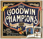 2012 Upper Deck Goodwin Champions Baseball Factory Sealed Hobby Box Lot Of 2
