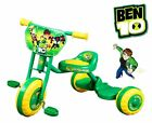 BEN 10 BIKE TRIKE TRICYCLE TODDLER KID CHILD 3 WHEEL OUTDOOR RIDE ON TOY SCOOTER