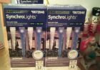 2 syncro  light show icy blue Gemmy LED