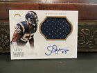 National Treasures Century Autograph Jersey Chargers Junior Seau 13 25 2013