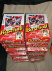 LOT Donruss 1990 baseball cards-puzzle and cards-leaf-10 boxes-sealed unopened-