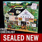 NEW Charles Wysocki - Peppercricket Farms - 500 Piece Puzzle Antiques Watermelon