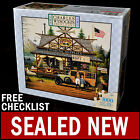 NEW Charles Wysocki - Proud Little Angler - 1000 Piece Puzzle Father Son Fishing
