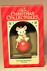 Carlton Cards: Up On The Mousetop - Christmas Collectibles Classic Ornament