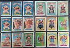 Garbage Pail Kids 1985 Series 2 COMPLETE LIVE MIKE GLOSSY SET 86 Cards GPK OS2