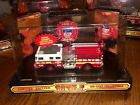 CODE 3 Die cast 1 64 Scale FDNY Seagrave Fire Engine Pumper Truck 9 NEW 12300