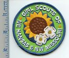 Girl Scout Council Patch Girl Scouts of Northeast Kansas and Northwest Missouri