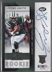 2013 Contenders Rookie Ticket Geno Smith On Card Auto Rc