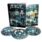 RAGE FULL MOON IN ST. PETERSBURG 2 DVD ALL REGIONS PAL & CD NEW