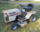 Vintage CRAFTSMAN all metal Riding Mower 11 hp SALVAGE Central FLORIDA