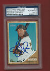 ANDREW McCUTCHEN Autograph Auto PSA DNA CERTIFIED 2011 HERITAGE Signed PIRATES
