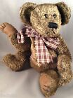 Boyds Bears - SCRUFFY S BEARILUVED Plush Beanie 10