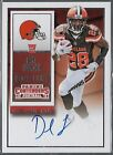 2015 Panini Contenders Football Rookie Ticket Autograph Variations Guide Update 92