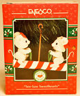Enesco: See-Saw Sweethearts - 595403 - Treasure of Christmas Ornament