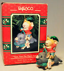 Enesco: Tom, Tom The Piers Son - 575690 - 6th in Series - Treasure of Christmas
