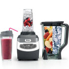 Ninja Professional Blender + Ice Crusher, Juicer, Frozen Drink Maker