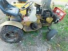 Sears ss16 For Parts Lawn Tractor Garden Tractor