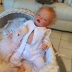 Haley Andrea By Laura Tuzio Ross Lovely Reborn 21 With Belly Plate And COA