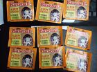 (9) Ron Guidry1984 Topps Stickers Wrapper - Yankees w stickers