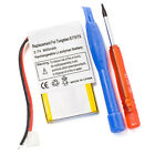 Battery Replacement for Palm One TUNGSTEN T5 E TX PDA UP383562A A6 Li Polymer
