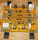 One pair PASS AM Single-ended Class A amplifier board IRFP90N20D 30W+30W